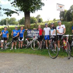 Marmot Tours Raid Pyrenean Cycling Challenge Col D'Osquich
