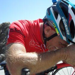 Marmot Tours Raid Pyrenean Cycling Challenge - Hard going