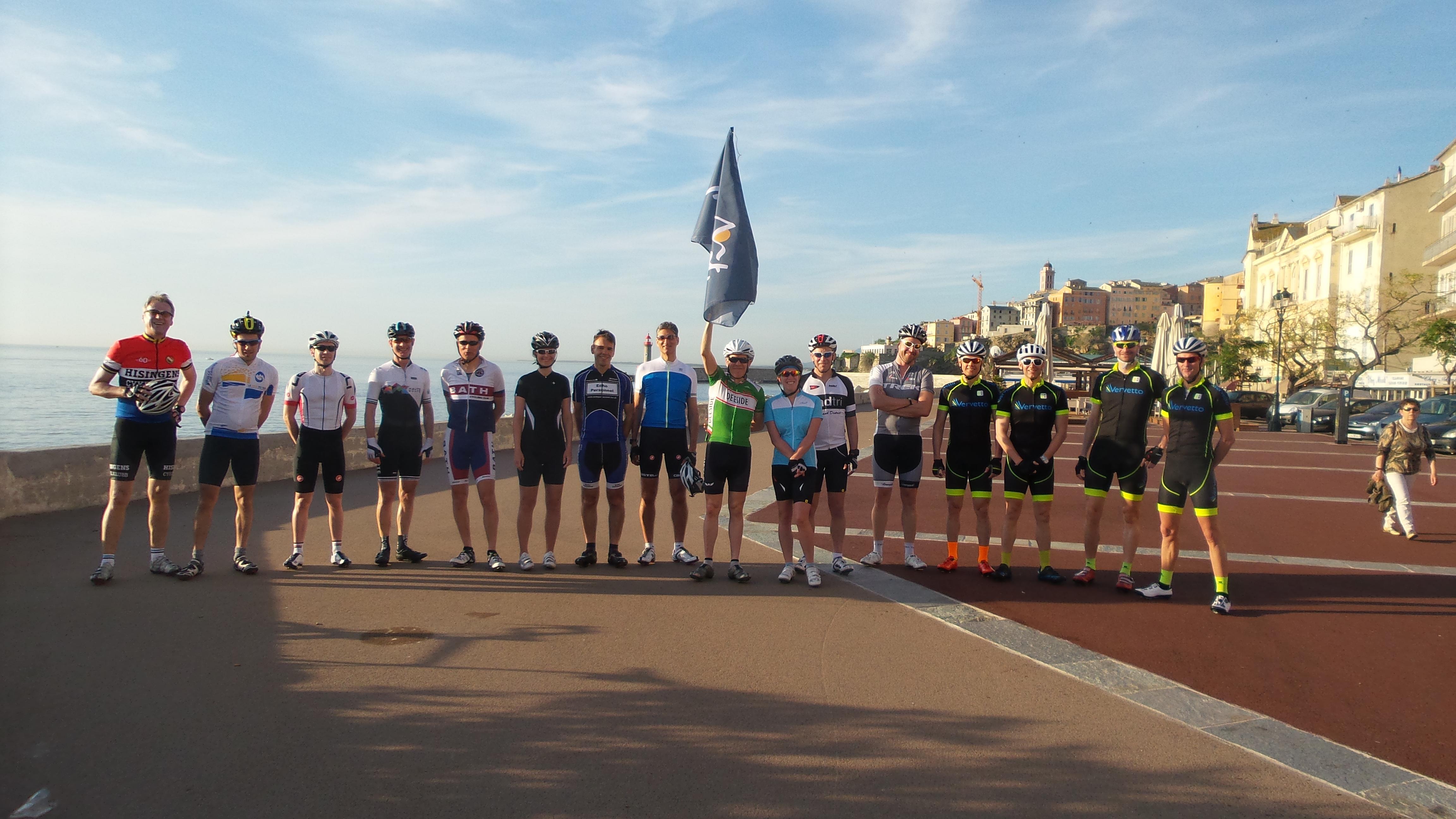 Successful Raid Corsica with Marmot Tours