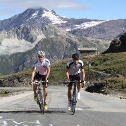 Marmot Tours Raid Alpine Cycling Challenge - Alpine Climb