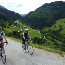 Marmot Tours Raid Alpine Cycling Challenge - Alpine Meadows