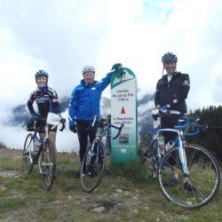 Marmot Tours Raid Alpine Cycling Challenge - Col du Pre
