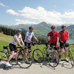 Marmot Tours Raid Alpine Cycling Challenge - Alpine Mountain Lakes
