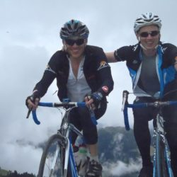 Marmot Tours Raid Alpine Cycling Challenge - In it Together