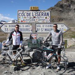 Marmot Tours Raid Alpine Cycling Challenge - Col d'Iseran