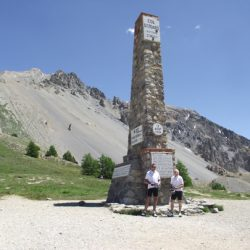 Marmot Tours Raid Alpine Cycling Challenge - Col d'izzard