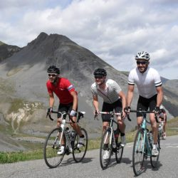 Marmot Tours Raid Alpine Cycling Challenge - Cycling with mates