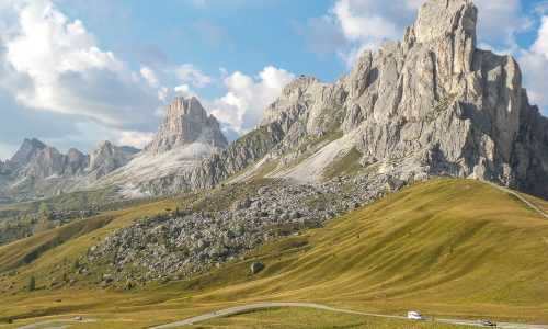 Best of the Dolomites: 4 day minibreak