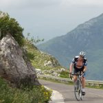 Avoiding Kneepain when Cycling uphill