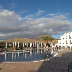 Hotel Roca Negra poolside, Gran Canaria