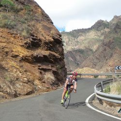 Fabulous descents in Gran Canaria