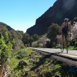 Cycling in the sunshine of Gran Canaria
