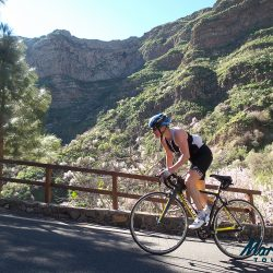 Cheeky Gradients in the roads of Gran Canaria