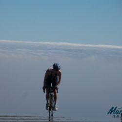 Cycling uphill, Gran Canaria
