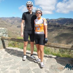 Photo at the top of Volcanic Crater, Gran Canaria