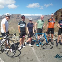 Group photo, Gran Canaria