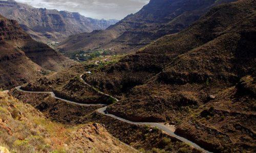 Classic Cols of Gran Canaria - Day 1