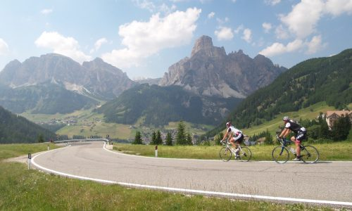 Classic Cols of the Dolomites