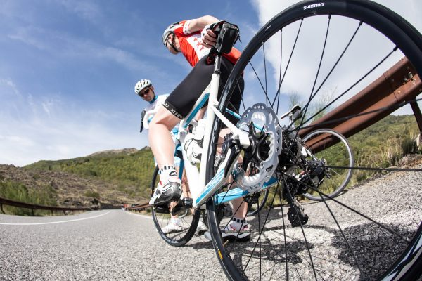 Disc brakes - what's stopping you?