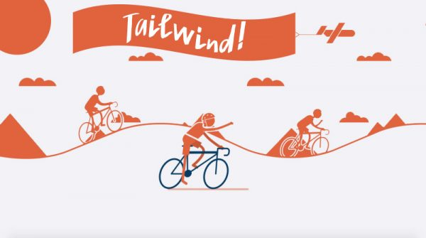 Tailwind!