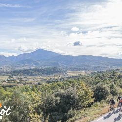 Enjoying the countryside surrounding Ventoux with Marmot Tours