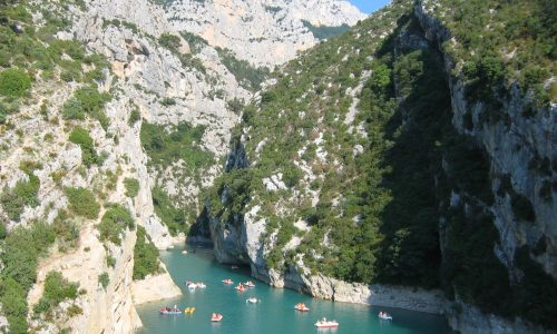Ventoux & the Verdon Gorge - Day 1