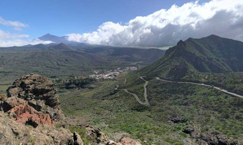 Classic Cols of Tenerife - Day 5