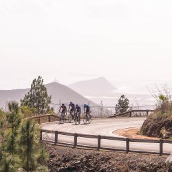 Climbing back to to Vilaflor with Marmot Tours on Tenerife