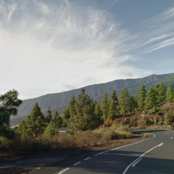 Great tarmac for road cycling in Tenerife