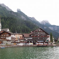 Sporthotel Europa, Alleghe, with lakeside views