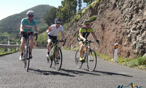 Classic Cols of Tenerife - Day 1
