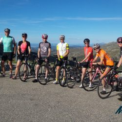 Cycling the Raid Sardinia with friends