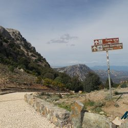 Sardinia's mountainous heartland