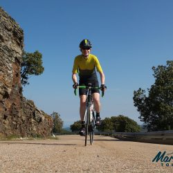 Loving the cycling on quiet roads on the Raid Sardinia