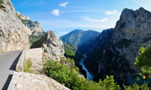 Ventoux & the Verdon Gorge - Day 2