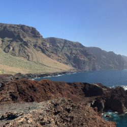 Punta de Teno, the western tip of Tenerife. Day 5 of the Marmot Cycling Holiday in Tenerife.