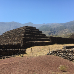 Pyramids of Guimar in Tenerife. Marmot Road Cycling Holidays