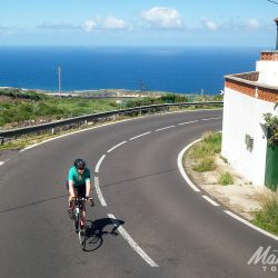 Sea views on tenerife with Marmot Tours