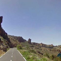 Cycling in Tenerife on the TF21 with Marmot Tours
