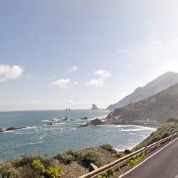 North West coastline of Tenerife near Bajamar. Day 3 of the Marmot Cycling holiday in Tenerife.