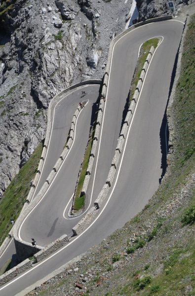 Marmot Tours Classic Cols of the Dolomites - Stellvio
