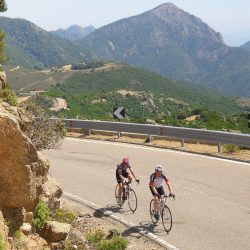 Arcu Correboi Sardinia Cycling holiday in Italy, Europe with Marmot Tours