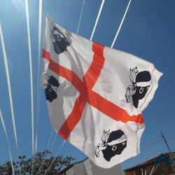 Sardinian flag - Marmot cycling holidays