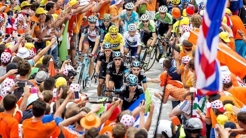 Le Tour De France Uk Tv Coverage