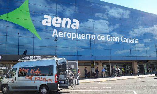 Classic Cols of Gran Canaria - Day 0