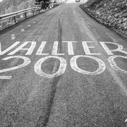 Vallter 2000 graffiti in Catalonia with Marmot Tours