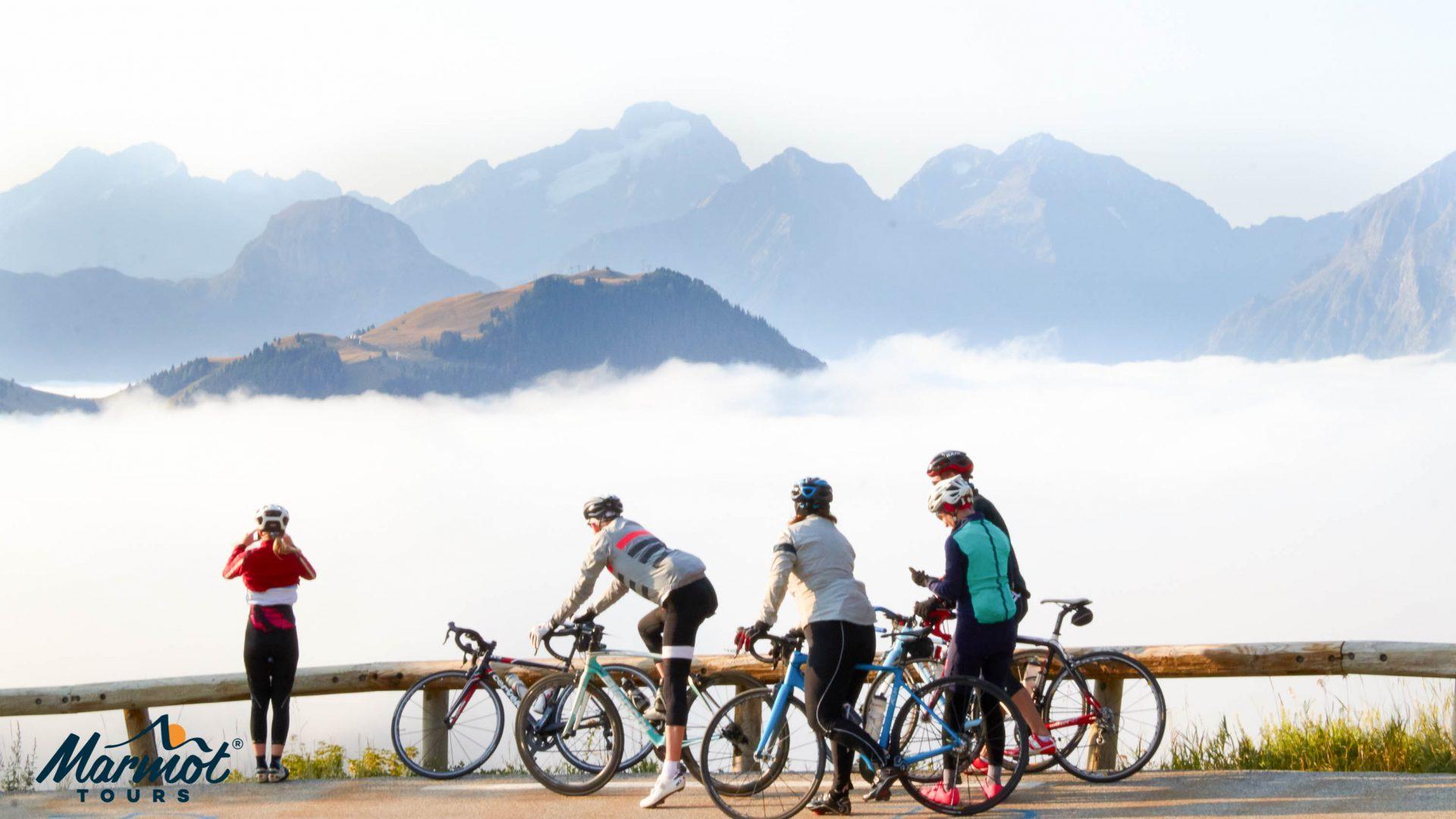 Alpine Classic Cols