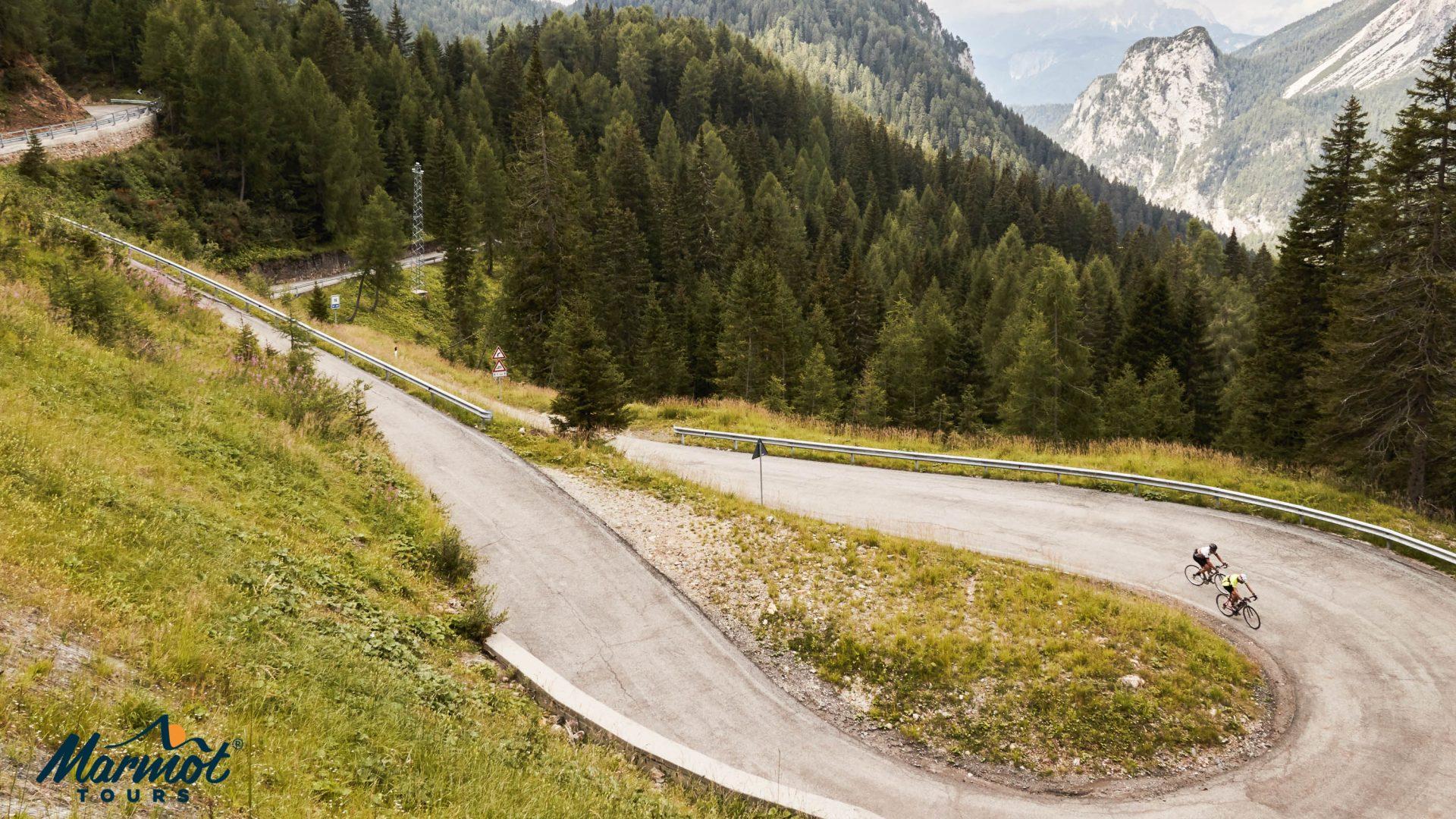 Raid Dolomites (Geneva to Trieste)