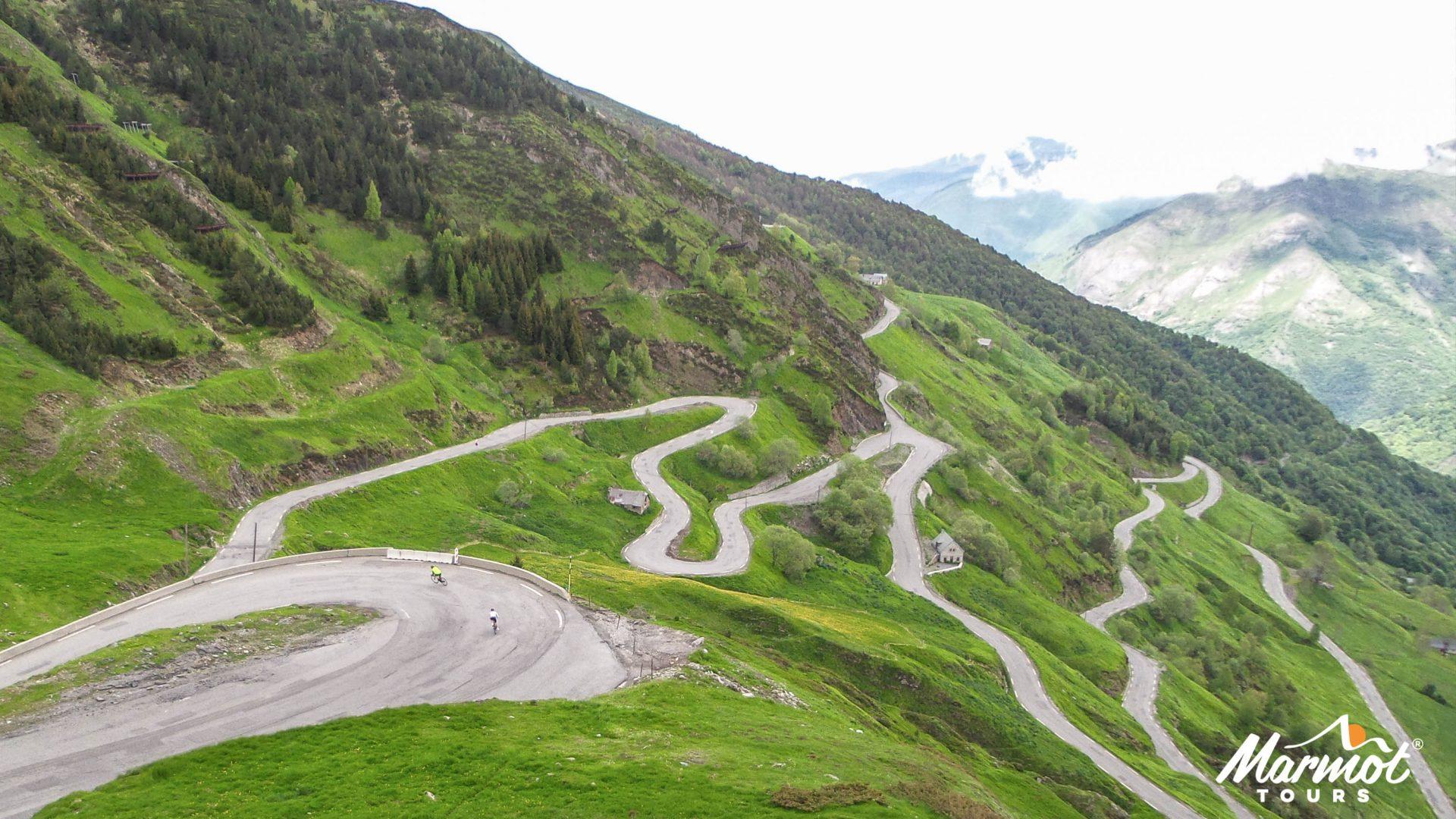 Pyrenean Classic Cols