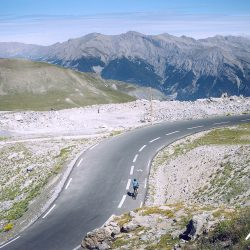 Bonnette cycling climb Marmot Tours 3